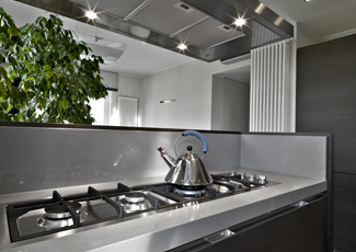 Edina, MN Stainless Steel Kitchens