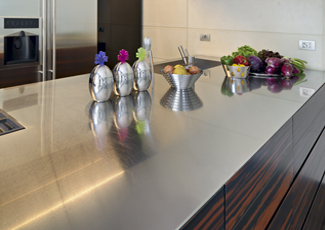 Bloomington, MN Stainless Steel Kitchen Island