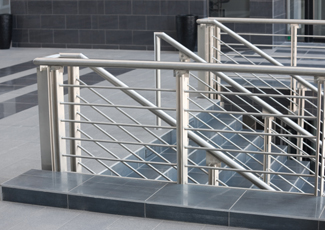Maple Grove, MN Stainless  Steel Railings